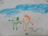 4歳児 「山のぼり」お友達と一緒にでこぼこ道も歩いたよ!
