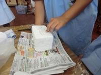 5歳児 「紙粘土で何作る?」